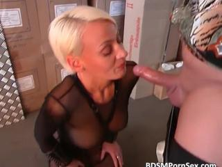 Amateur mature slut christina