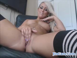 Video latina with dildo