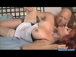 Milf with old man porn