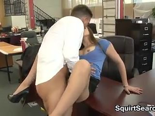 Hot secretary sex porn